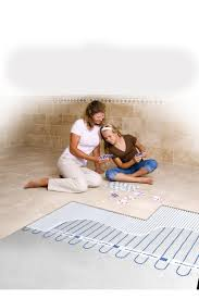 installing electric radiant floor heating under carpet carpet