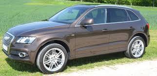 Audi Q5 8r - 2011 audi q5 deep sea blue pearl effect eurocar news illinois liver