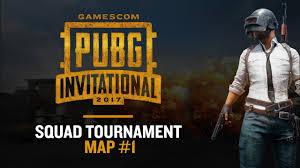 pubg tournament pubg squad tournament tournoi 1 esl invitational gamescom