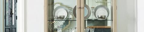 storage u0026 display cabinets dining room china display cabinets
