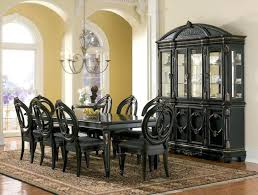 Black Glass Dining Room Sets Luxury Wall Mounted Dining Room Table 95 For Glass Dining Table