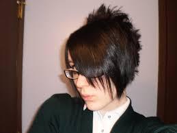emo hair emo hairstyles emo haircuts dress make up and hair