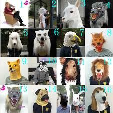 compare prices on animated halloween masks online shopping buy