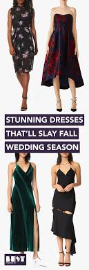 fall dresses for wedding guests 12 best wedding guest dresses for fall 2017 stylish dresses to