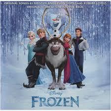 frozen original soundtrack cd music raru
