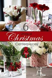 babblings of a mommy 6 stunning christmas centerpieces that break