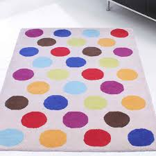 Polka Dot Kids Rug by Kids Unique Spot The Colour Rugs Free Uk Delivery The Rug Seller