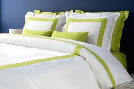 Hotel Collection Duvet Cover Set Lacozi Boutique Hotel Collection Spring Green Duvet Cover Set