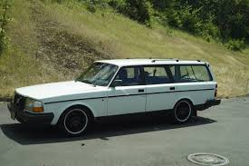 daily turismo mod if eyed 1991 volvo 240 turbo wagon