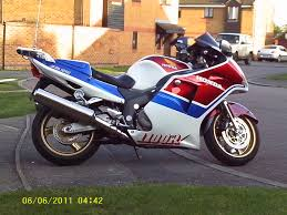 2002 honda blackbird cbr1100xx painted in cb1100r colours my