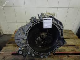 manual gearbox citroën jumper box 3 0 hdi 160 58196