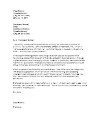 samples of cover letter for management consultant resume