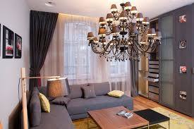 Small L Tables For Living Room Decorating Bedroom For Small Apartments Chandelier Sofa L Shaped