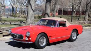 classic maserati convertible 1962 maserati 3500 gt for sale near queens new york 11103
