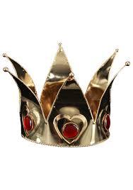 Tween Queen Hearts Halloween Costume Mini Queen Hearts Crown