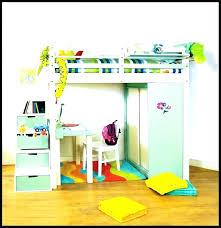 lit mezzanine avec bureau enfant lit mezzanine avec bureau et rangement lit mezzanine ado avec bureau