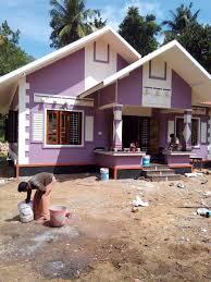 low cost house design at thiruvananthapuram building designers