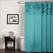 Snowflake Curtains Christmas Bathroom Fabulous Embroidered Shower Curtain Heavy Duty Shower