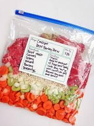 freezer crock pot beef stew live simply