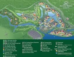 Disney Park Maps Disney Water Park Hours Best Of Saratoga Springs Resort Map Walt