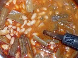cuisiner des cardes recette de tajine de haricots secs aux cardes