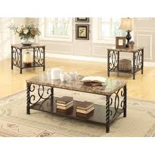 wood and wrought iron table wrought iron coffee table plus wrought iron table with marble top