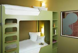 Travel Bunk Beds Cool Hotels With Bunk Beds For That Trip W Friends In The Cut