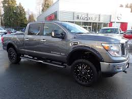 nissan frontier pro 4x lift kit morrey auto group used 2016 nissan titan xd diesel crew cab sv