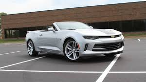 convertible camaro 2016 chevy camaro v6 convertible review with price horsepower and