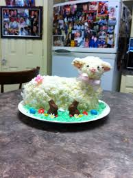 Decorating Easter Lamb Cake by 102 Best Images About Holiday Easter On Pinterest Lamb Cake