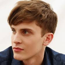 short in back longer in front mens hairstyles long in front short back haircuts for guys hair
