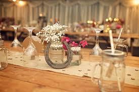 dã coration de table de mariage 1001 idées géniales de décoration chêtre pour votre mariage