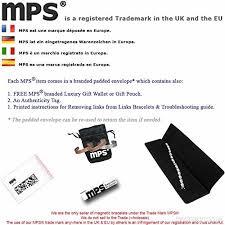magnetic bracelet tool images Mps mercury silver titanium germanium magnetic bracelet for jpg