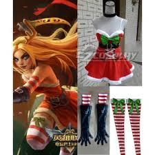 League Legends Halloween Costume League Legends Lol Katarina Du Couteau Christmas Cosplay