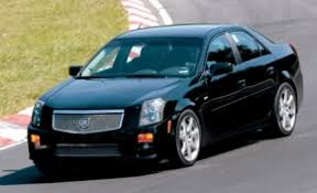 2006 cadillac cts v cadillac cts v drive review reviews car and driver