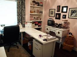 L Shaped Desks For Home L Shaped Desk Home Office Traditional With None 1