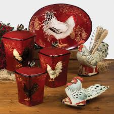 walmart kitchen canister sets rooster canister set rooster canister set and collection rooster