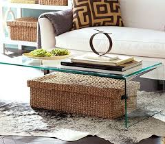 Modern Glass Coffee Tables Creative And Chic Glass Coffee Table Ideas