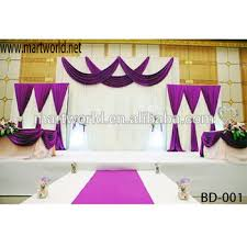 wedding backdrop name design style curtain fibric wedding stage decoration wedding