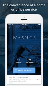 washos our mobile application