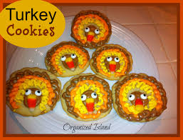 turkey cookies for thanksgiving thanksgiving turkey cookies