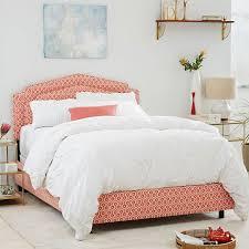 franklin upholstered bed west elm