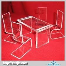 elegant favorable plexiglass dining table and chairs products buy