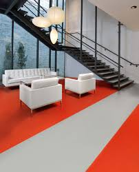 architectural polyflor bloc pur solid colour flooring for creative