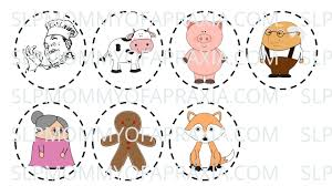 the gingerbread man speech language activity companion pack