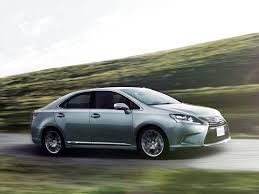 lexus hs 250h recall 2013 lexus hs 250h gets a subtle facelift in japan ultimate car blog