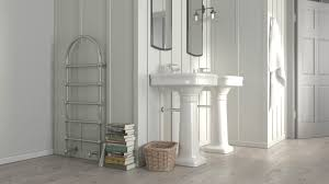 traditional heated towel rails for period bathrooms
