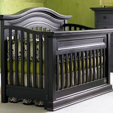 Black Convertible Cribs Sheffield Distressed Black Lifestyle Convertible Crib Baby