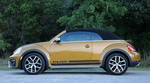 new volkswagen beetle convertible 2017 volkswagen beetle convertible dune test drive review