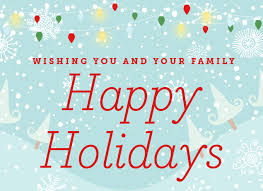 happy holidays from all of us at riverlink riverlink
